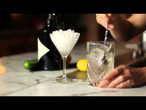 The Classic (Hendrick's) Martini