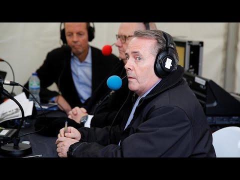 Λίαμ Φοξ: «50-50 οι πιθανότητες να προχωρήσει το Brexit»