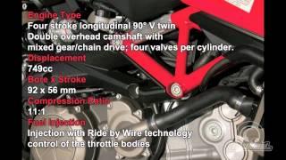 10. 2011 Aprilia Shiver 750 Bike Review