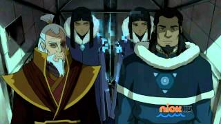 A scene in S03E03 of The Legend of Korra where Zuko exchanges a tale with Eska regarding one of their attempts to kill the Avatar.
