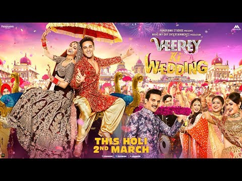 Veerey Ki Wedding trailer of upcoming Bollywood