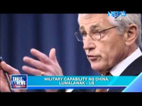 China's military capabilities expand as tensions in South China Sea rise