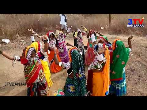 Video Nice Traditional Group Dance with Song Gor Samaj Womens in Thanda || 3TV BANJARAA download in MP3, 3GP, MP4, WEBM, AVI, FLV January 2017