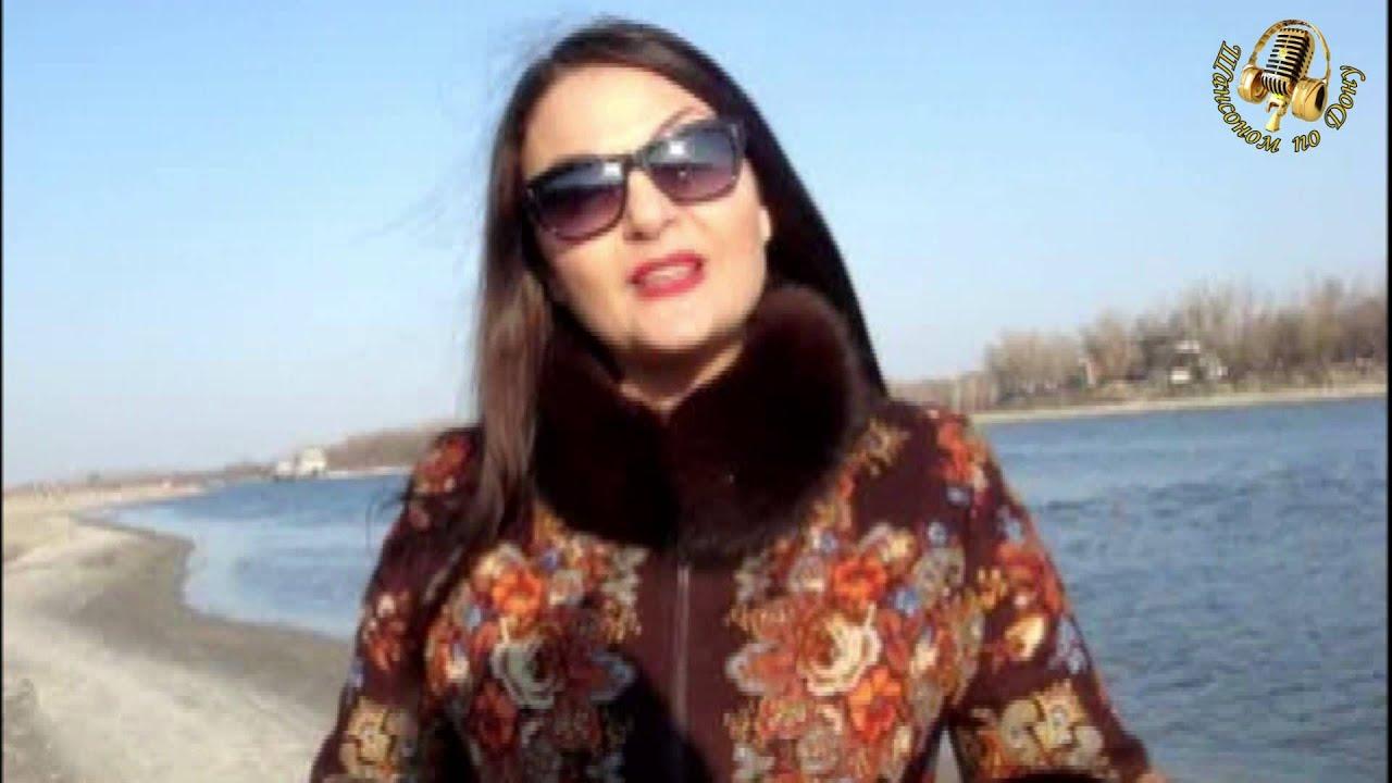 Мила Руденская видео приглашение на фестиваль <<Шансоном по Дону>>