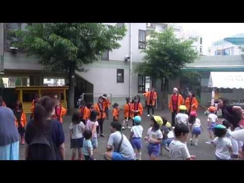 どんこい魂【ネパール支援 多摩みどり幼稚園バザー午後の部】(2015/7/4)