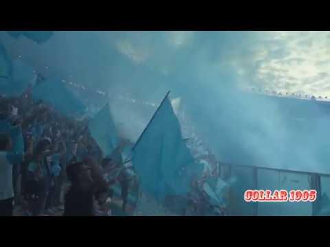 RECIBIMIENTO DE LA MEJOR HINCHADA DE LA CIUDAD... - Los Piratas Celestes de Alberdi - Belgrano - Argentina - América del Sur