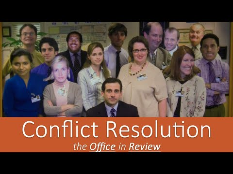 Conflict Resolution - S2E21 - The Office in Review