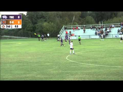 Carson-Newman Men's Soccer vs No. 16 Young Harris Highlights
