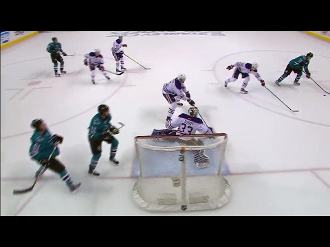 Video: Talbot continues sharp play late in the third