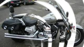 2. 2006 Yamaha V Star 1100 Silverado - Walkaround, Features