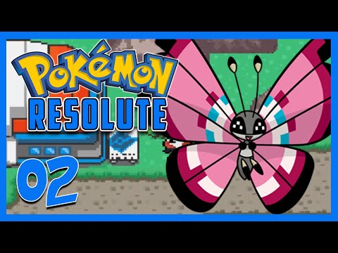 Let's Play Pokemon Resolute Part 2 Gameplay Walkthrough