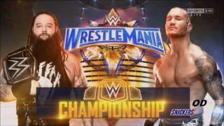 Nonton WWE Wrestlemania 33 Match Card Film Subtitle Indonesia Streaming Movie Download