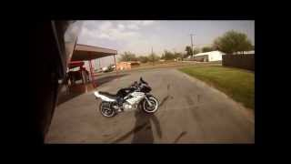 9. Ninja 250 vs Suzuki GS500F part1