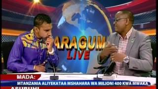 Baragumu : Mtanzania aliyekataa Mshahara wa Mil.400 (02) - 18.07.2017