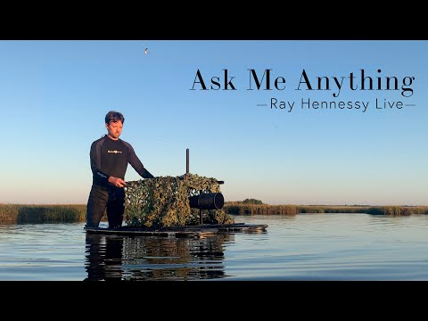 Ray Hennessy Answers Questions About Wildlife Photography - Episode 2