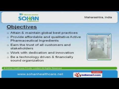 Metformin Hydrochloride (A.P.I) / DC Granules by Sohan Healthcare Private Limited, Pune