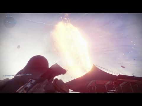 Rasputin Destroys The Almighty - Destiny 2 Live Event