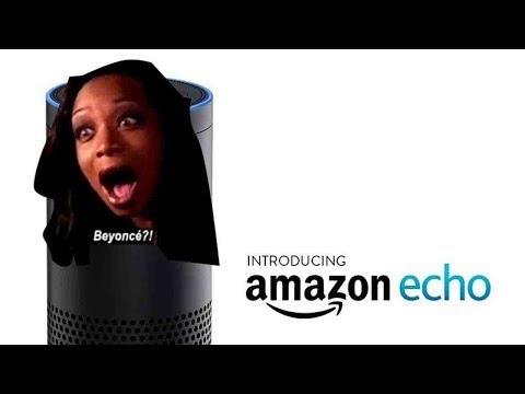 amazon echo: newyork edition (видео)