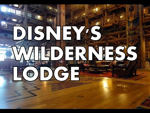 Disney's Wilderness Lodge Resort – May 2011