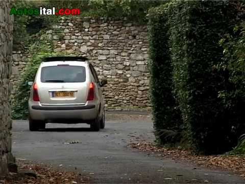 Essai Lancia Musa 1.4 16v Platino