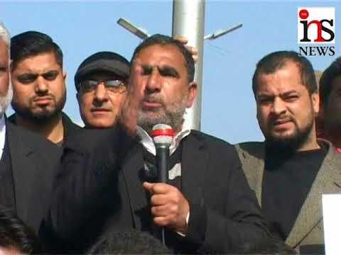 Stop genocide in Kashmir: Bar association, stages protest