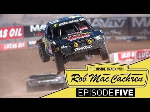 The Inside Track w/ Rob MacCachren | Episode 5 | Pro 2 Championship