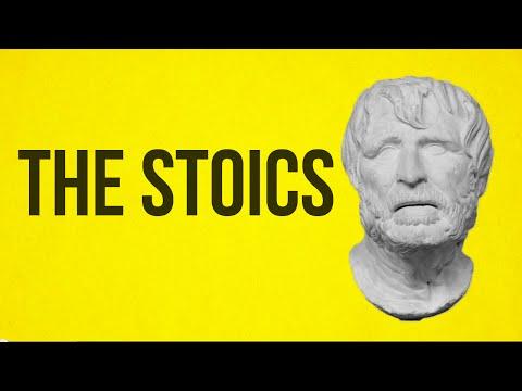 PHILOSOPHY - The Stoics