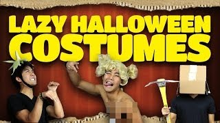 Video Lazy Halloween Costume Ideas MP3, 3GP, MP4, WEBM, AVI, FLV Agustus 2018