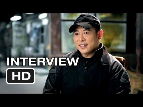 The Expendables 2 Interview - Jet Li - HD Movie Video