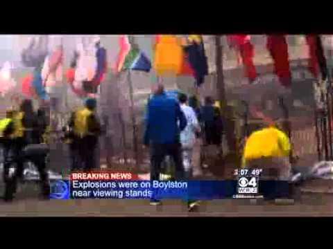 EXPLOSO DE BOMBA EN BOSTON -EUA 2013