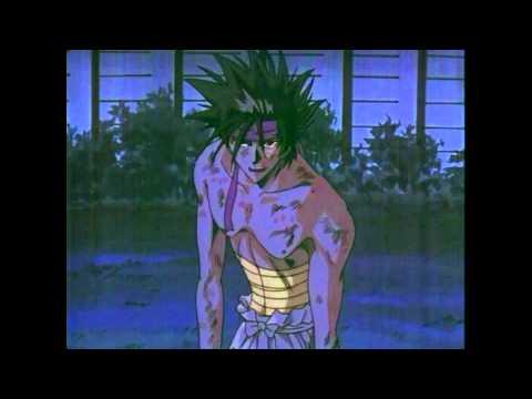 Kenshin vs Sanosuke Midnight Battle