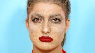 Video Putting 1 Pound Of Makeup On My Face MP3, 3GP, MP4, WEBM, AVI, FLV Juli 2018