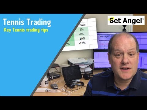 Key Tennis Trading Tips