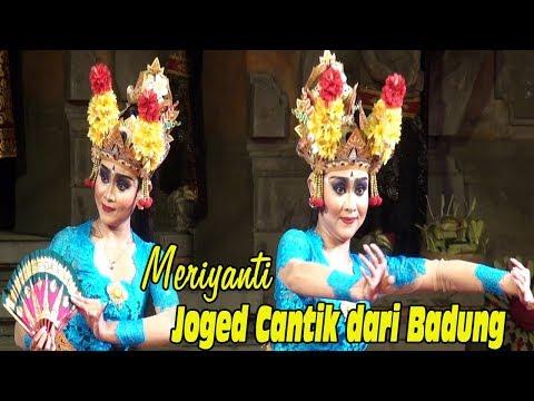 Joged Bumbung, Mery Yanti Joged Cantik dari Kabupaten Badung 2018