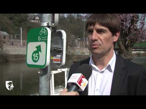 """Un réseau cyclable de type """"points-noeuds"""" en province de Liège !"""