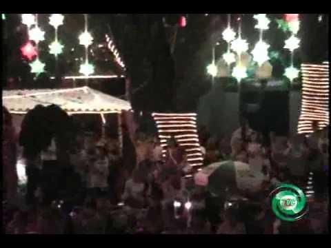 Chegada do Papai Noel em Cambé (08-12-2010)