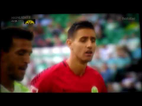 Wolfsburg vs Dortmund (0-3) All goals and highlight (20/8/17)