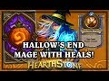 Arena Hallow's End Mage Priest ~ Knights of the Frozen Throne Expansion Hobbs Hearthstone kotft