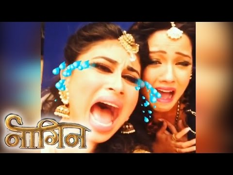 Naagin Co-Stars Will Miss Each Other | Watch Funny