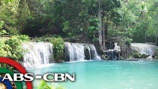 'Tarzan swing' sa Siquijor, patok sa mga turista | Bandila