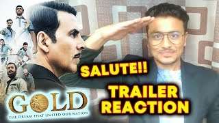 Video GOLD TRAILER | REVIEW | REACTION | Akshay Kumar, Mouni Roy | Releasing 15th August 2018 MP3, 3GP, MP4, WEBM, AVI, FLV Juni 2018