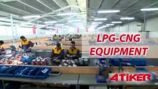 Atiker Autogas Systems & LPG Tanks
