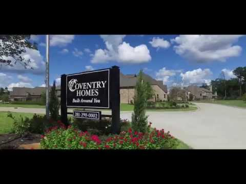Coventry Homes In Timarron Lakes Creekside Park