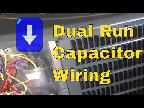 ac run capacitor wiring diagram apk downloader