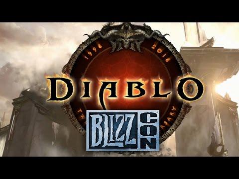 Blizzcon 2016 — А что с Diablo?