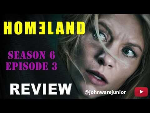 Showtime Homeland Season 6 Episode 3 Spoilers Review   The Covenant (Audio)