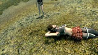 Here is a new mod for Skyrim. Its a new skyrim animation mod, so now you can lay down anywhere u might., ported by Slooty ...