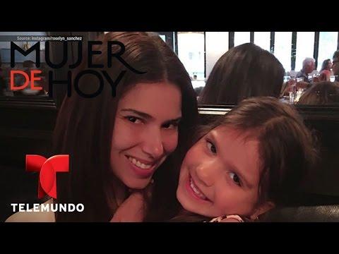 Roselyn Sanchez talks about her daughter's involvement in philanthropy | Telemundo Mujer | Telemundo