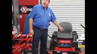 3. Dave and the Toro Timecutter