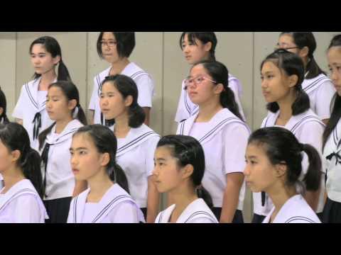 20150913 36 春日井市立西部中学校(B)